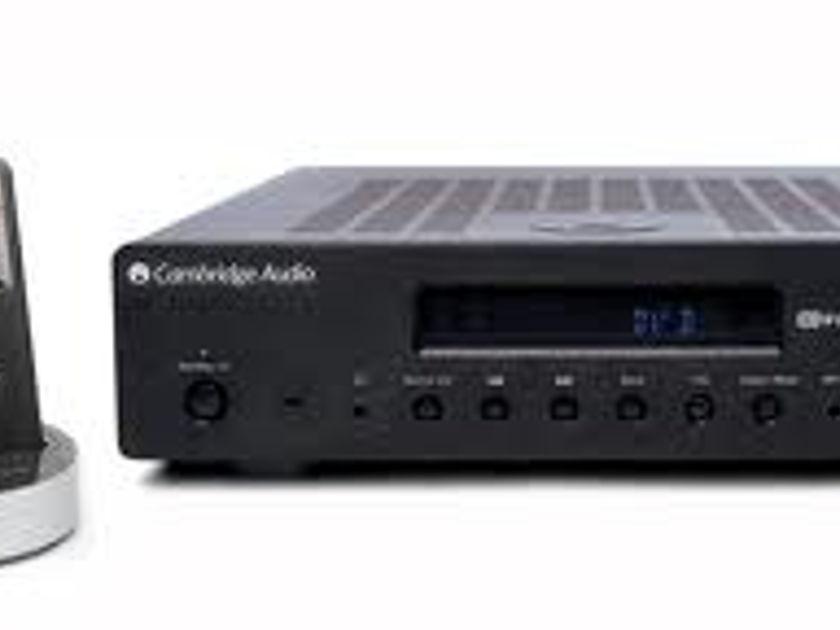 Cambridge Audio AR30 Receiver w/Dock, Full Warranty, Free Shipping