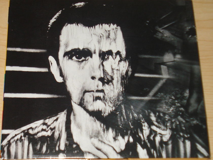 Peter Gabriel - Peter Gabriel III Melting Face Digipack Remaster CD