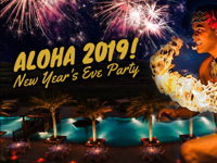 NEW YEAR'S EVE TIKI PARTY image