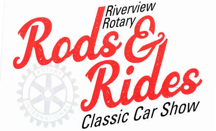 Riverview Rotary Rods & Rides Classic Car Show