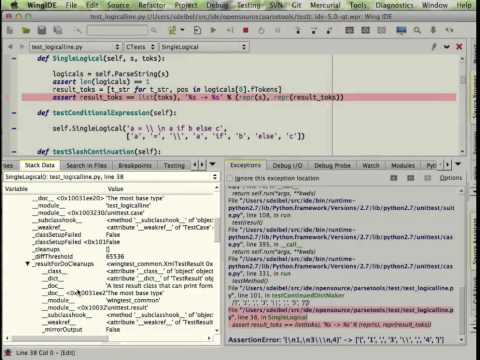 Wing Python IDE vs PyCharm Community Edition detailed