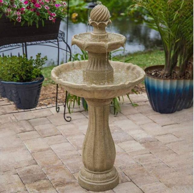 Solar Fountains, Small Solar Fountains