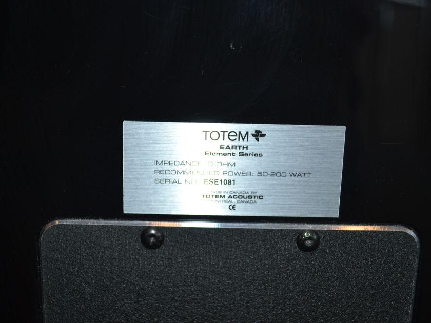 Totem Acoustic Element Earth Floorstanding Speakers