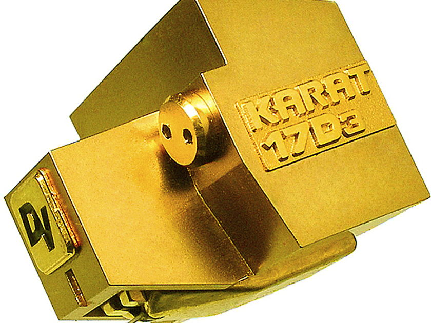 Dynavector 17D3 Karat Diamond Cartridge - Moving Coil
