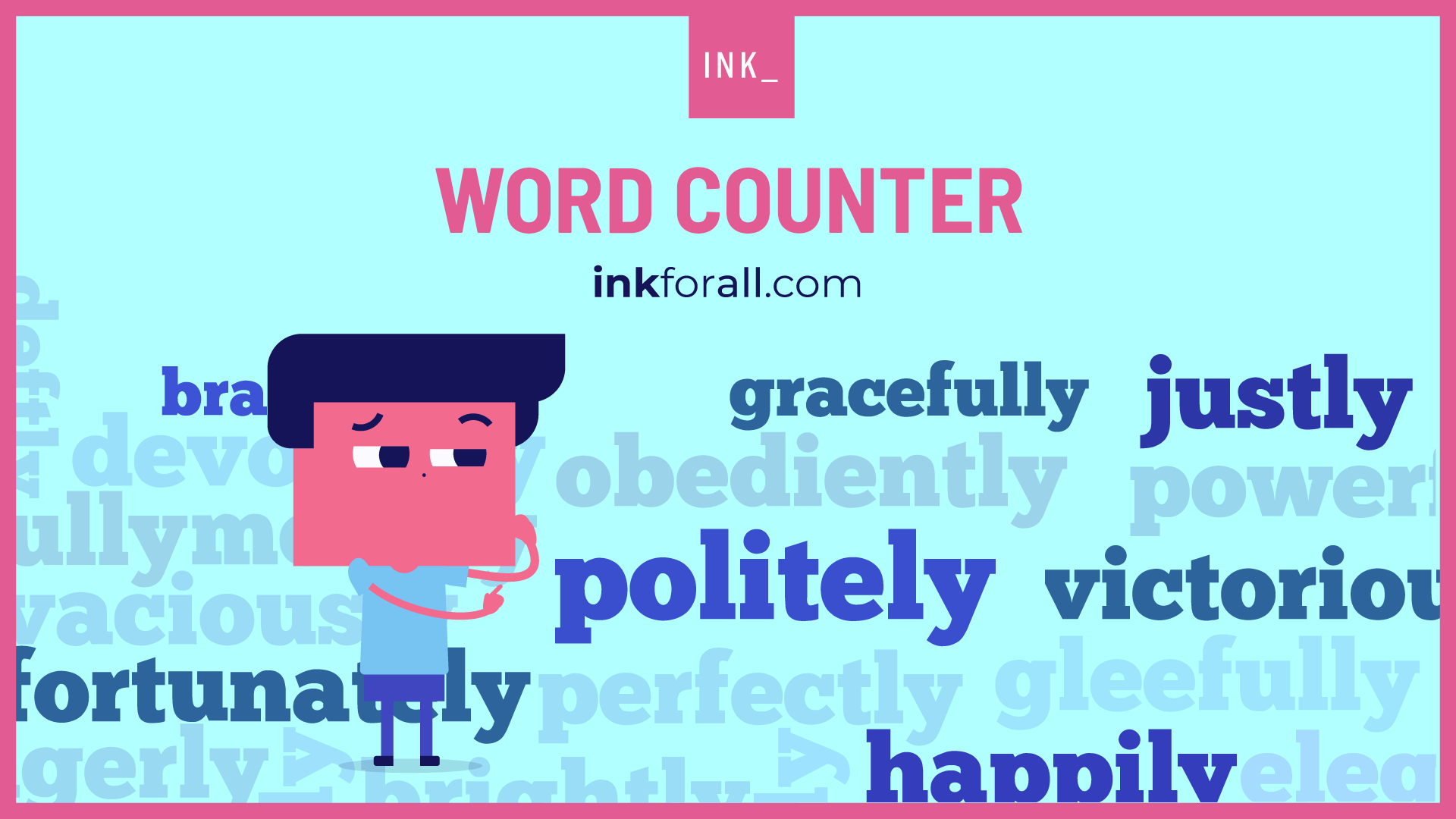 Word counter
