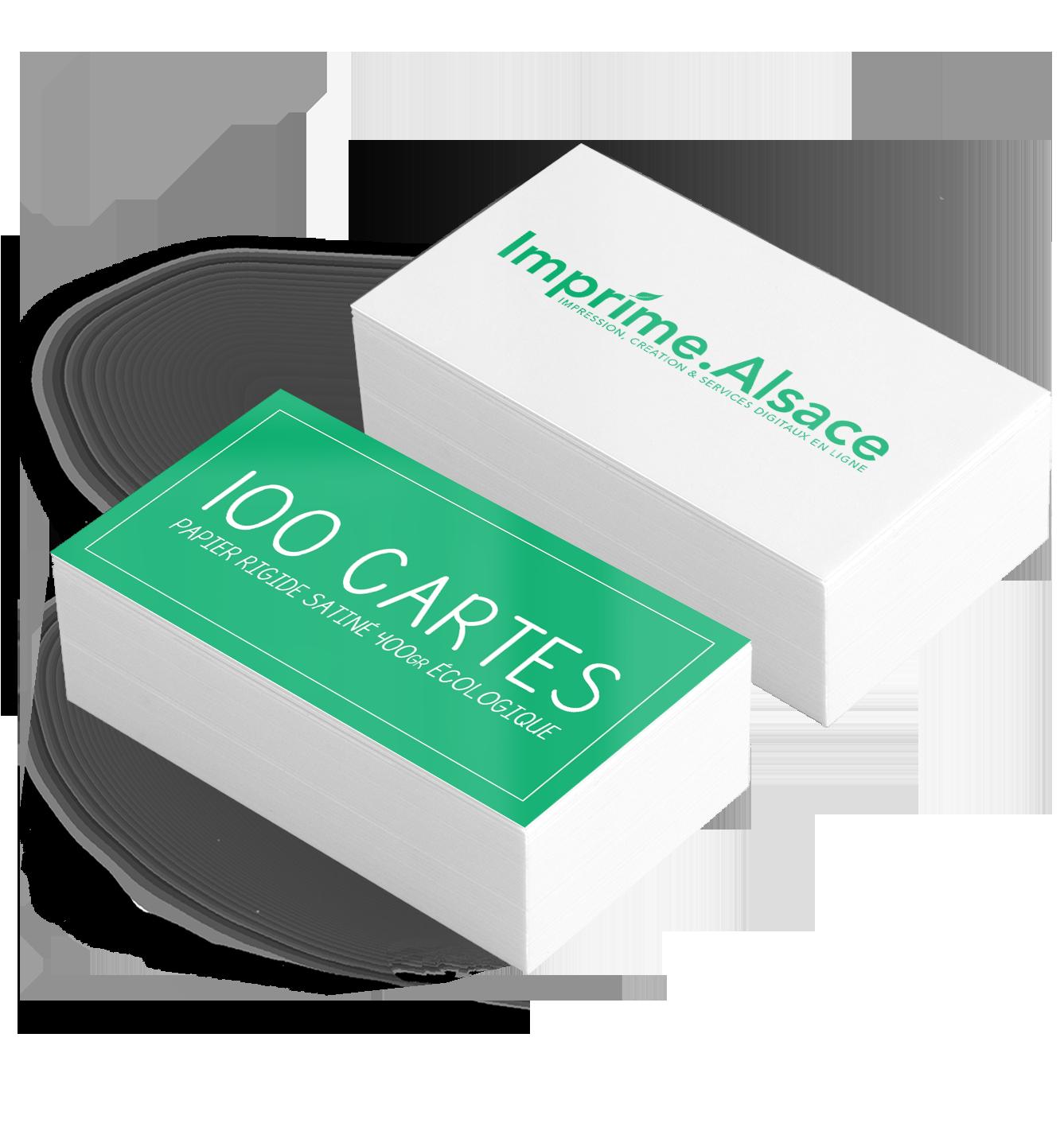 cartes écologiques gratuites imprimé en france 400 g