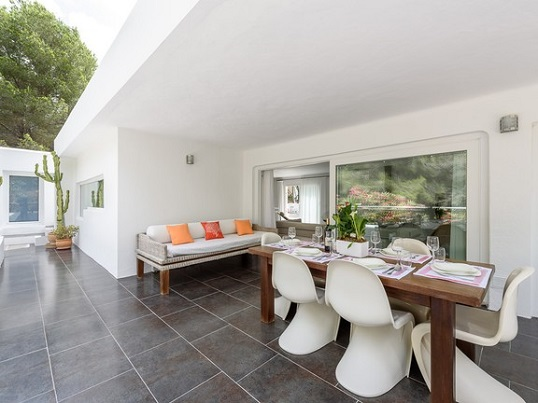 Ibiza - High quality villa for sale with rental license in Can Furnet, Ibiza