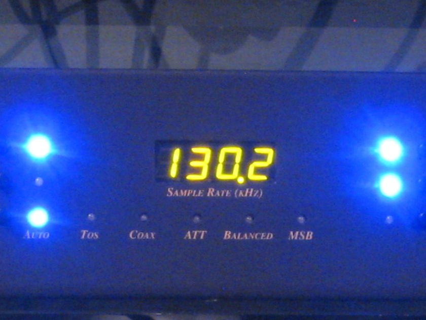 MSB  Platinum Link 46/384K DAC - 240 Volt