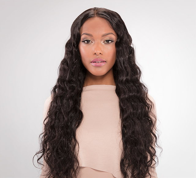 Brazilian Loose Wave 360 Wig | Mayvenn