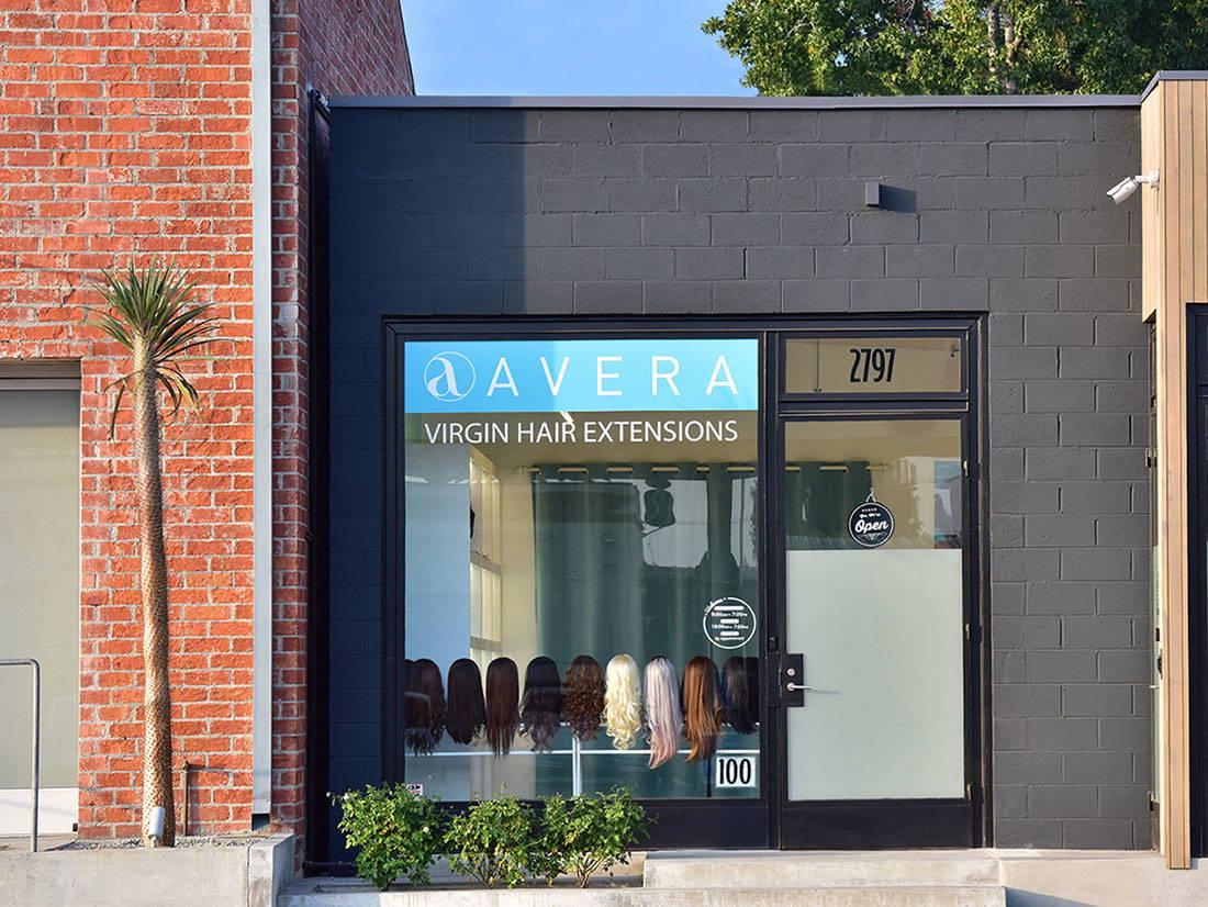 Avera Virgin Hair Extensions Boutique Store A V E R A