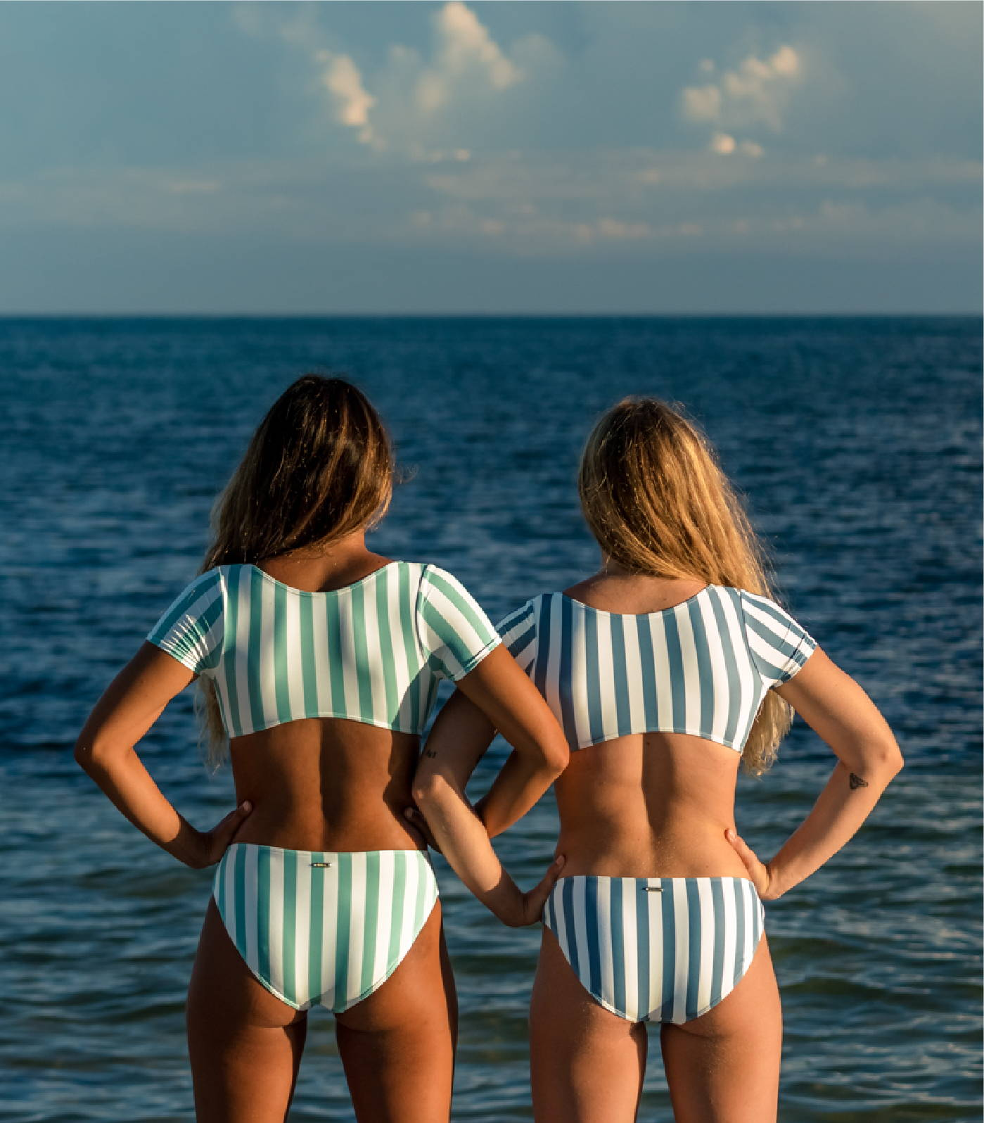 Get the SOPHIE ONE-PIECE in AIRLIE (MARINA)!