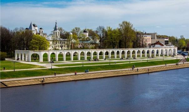 Старая Русса - Великий Новгород (2 дня)