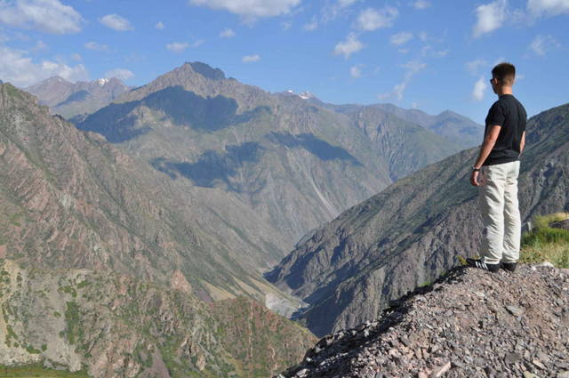 Mount Adventure, most beautiful in Kyrgyzstan (9days)