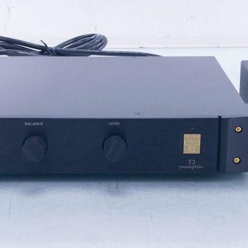 T3 Stereo Preamplifier