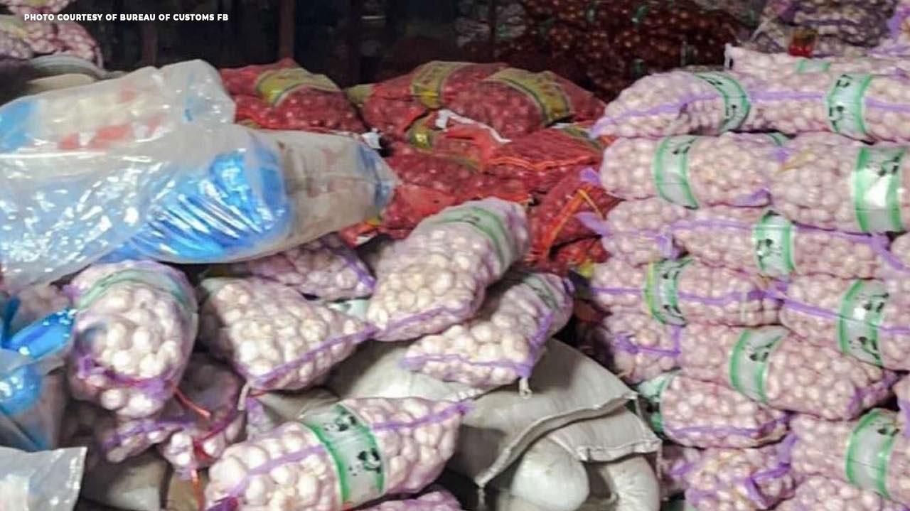 WAREHOUSE NG IMPORTED AGRICULTURAL PRODUCTS, NI-RAID NG BOC