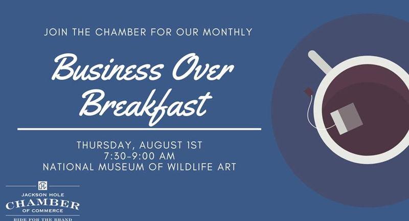 August Business Over Breakfast | Aug 1 | DailyWonder org