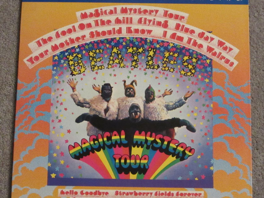 Beatles - Magical Mystery Tour on Mobile Fidelity