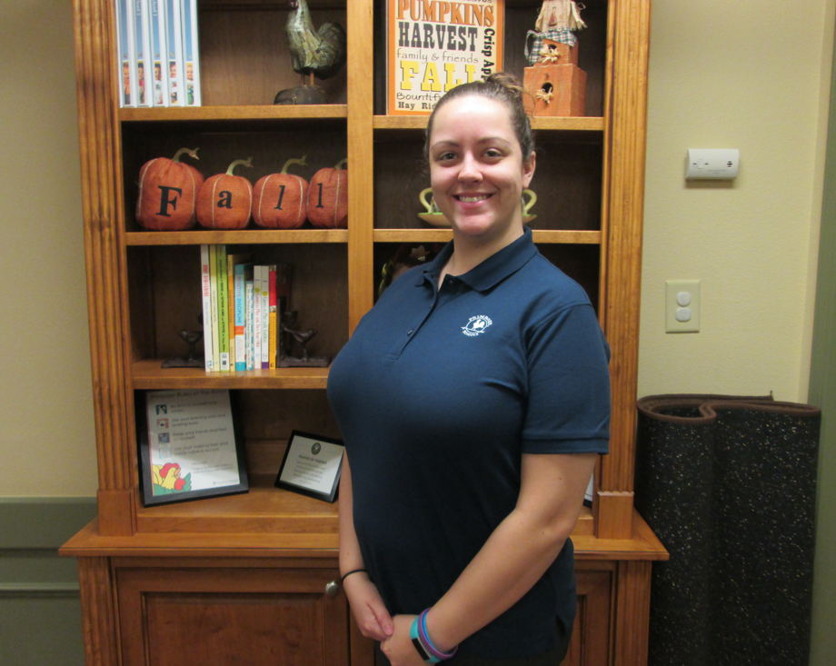 Ms. Hayley Gruce , Teacher Assistant