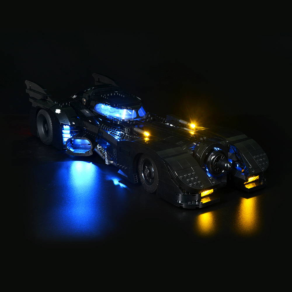 LEGO 1989 Batmobile 76139 Light Kit
