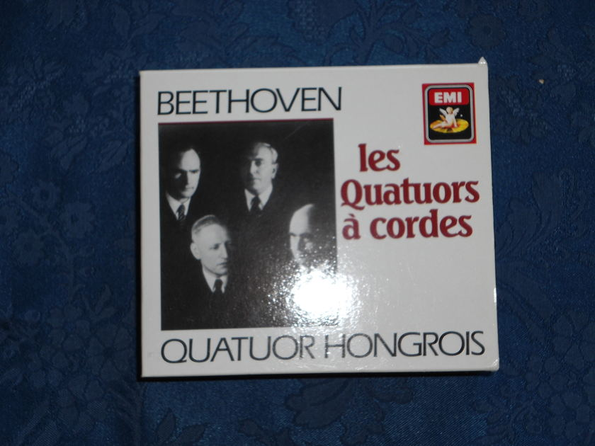 Beethoven:  - The Complete String Quartets (7 cd's set, Germany Import)