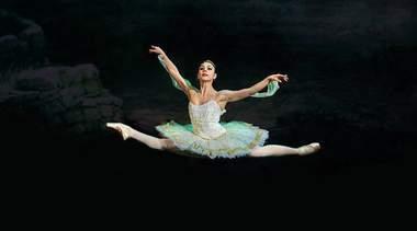 maia makhateli, ballet dancer