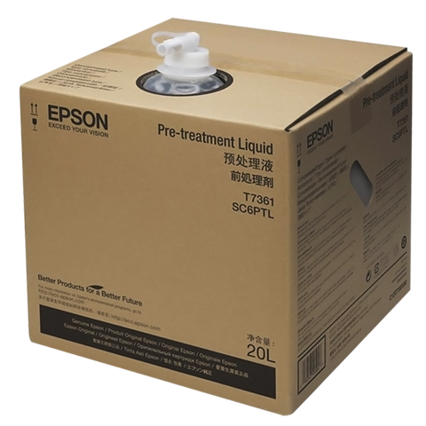 Epson SureColor F2100 Direct to Garment Printer Pretreatment Liquid