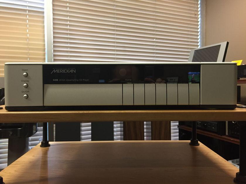 Meridian G-08 CD Player