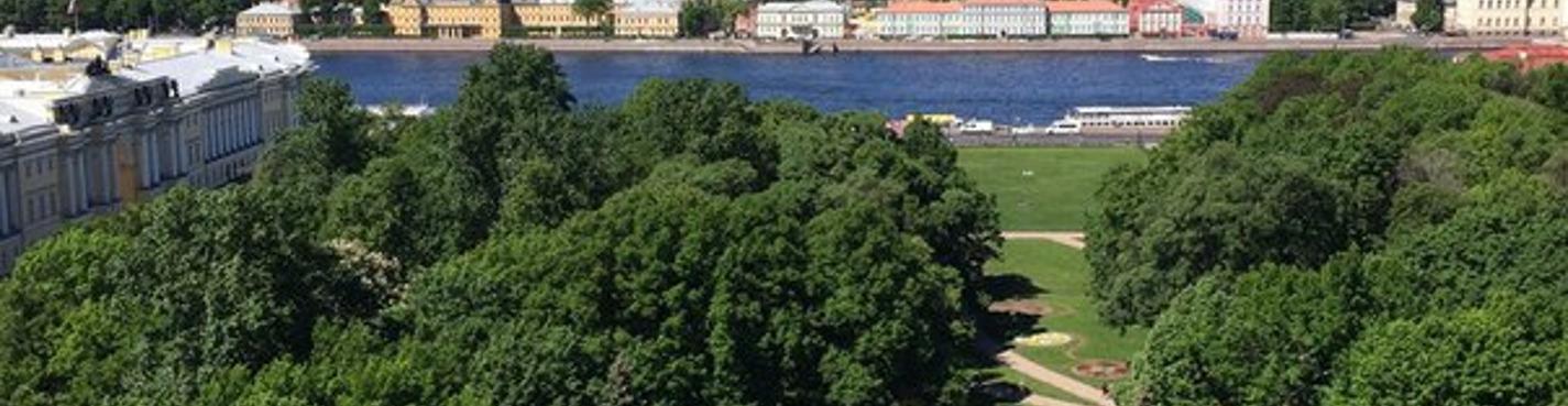 Санкт-Петербург - город Мостов и Ангелов