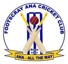 Footscray ANA Cricket Club Logo