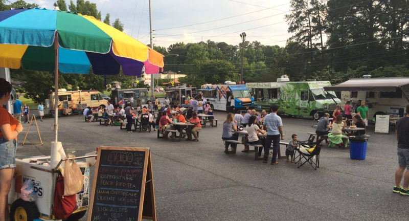 Brookhaven Food Truck Roundup