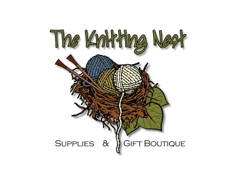 Knitting NestBasket of Creativity