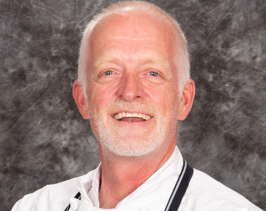 Chef Seth Daugherty , Chef