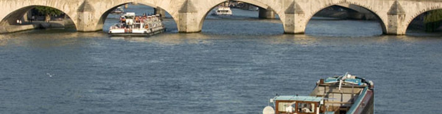 Остров Ситэ: место, где зародился Париж / Сен-Луи / квартал Сен-Жермен