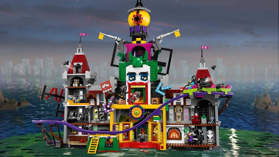LEGO JOKER MANOR 70922