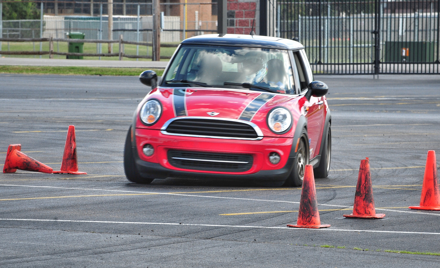 TAC and TVR Autocross Series Event 7