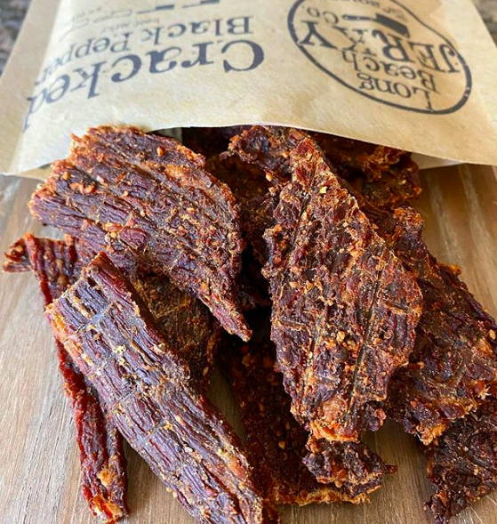 Jerky Of The Month Club Beef Jerky Subscription Box