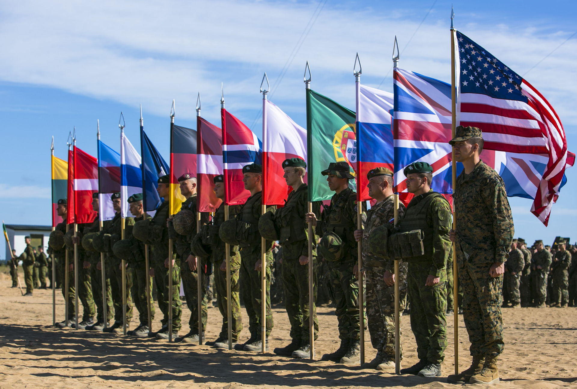 Restoring the Power and Purpose of the NATO Alliance