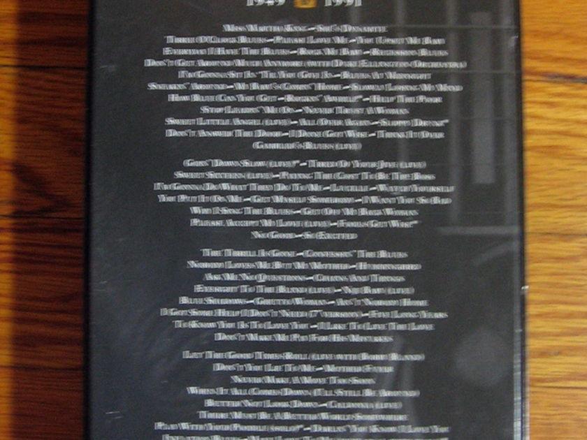 B.B. King - King Of The Blues 4 CD Box Set - 1992 MCA Records MCAD4 10677