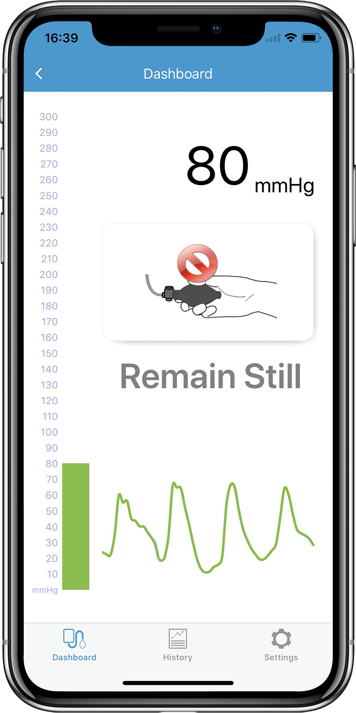 wellue airbp blood pressure app 3