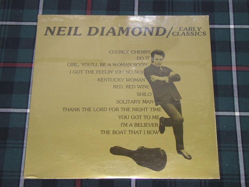 Neil Diamond - Early Classics (Pics) Frog King SEALED