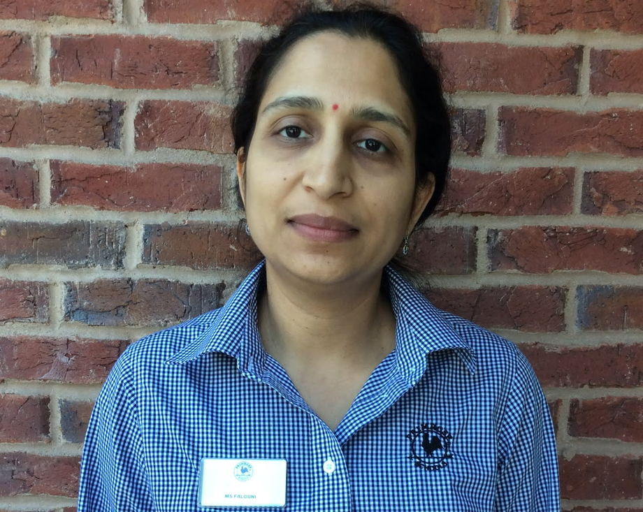 Mrs. Falguni Buddhdev , Education Coach/Assistant Director