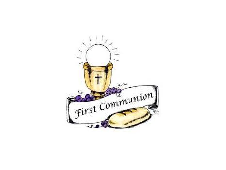 SCS First Communion Mass 2019 - Pew Reserved - Mrs. Mitchel Class