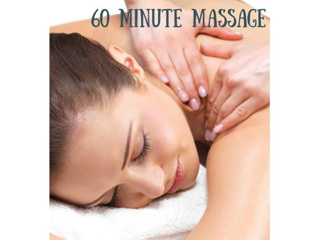 One Hour Massage Gift Card