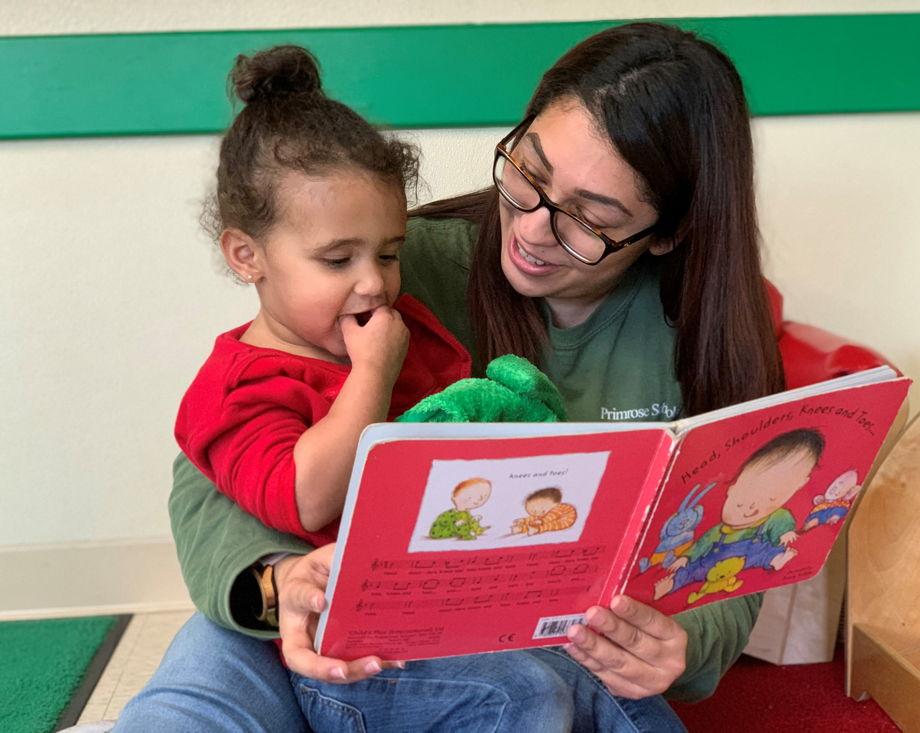 Mrs. DeLeon , Toddler Lead Teacher