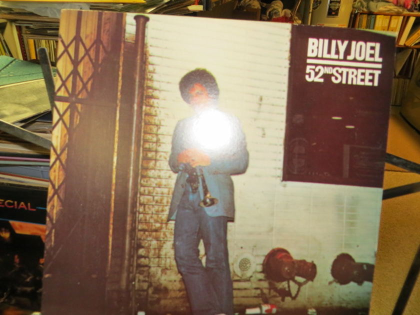 Billy Joel - 52 ND STREET SEALED