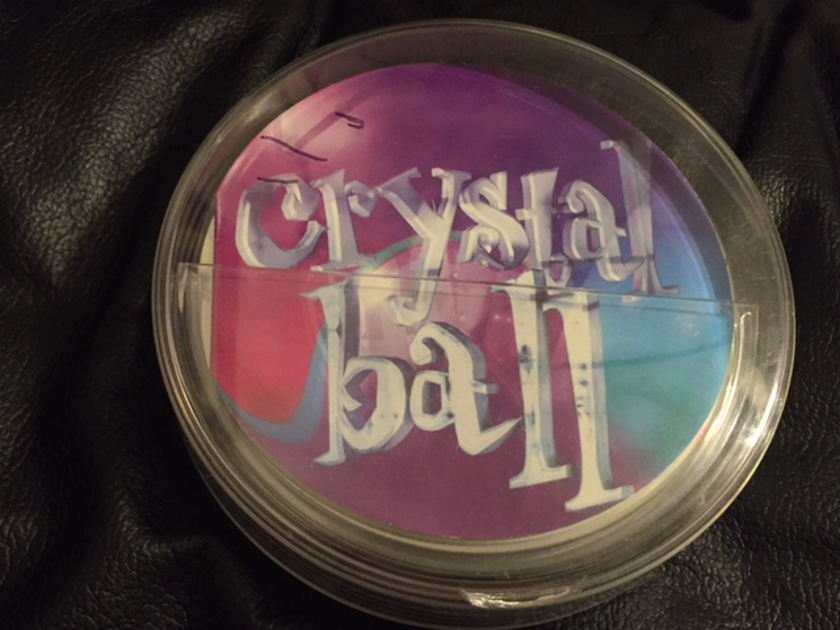 Prince Crystal Ball RARE 4 CD set - HARD TO FIND