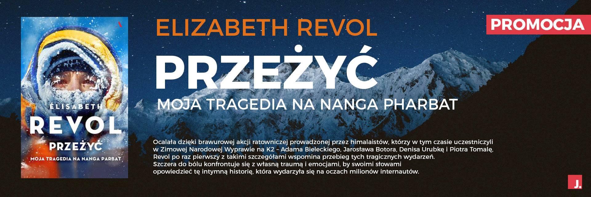 Przeżyć - Elizabeth Revol