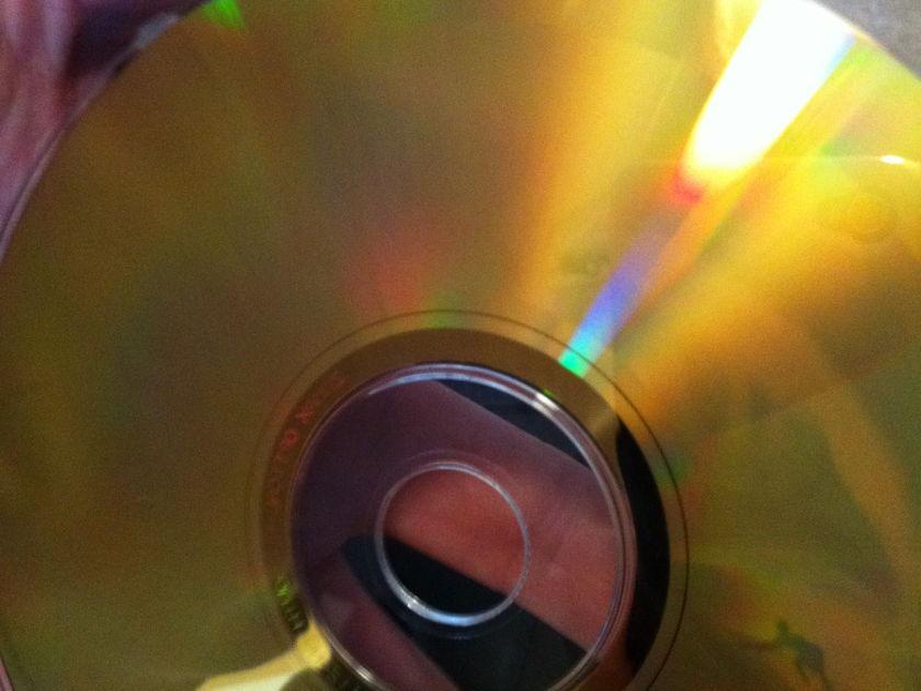 REM - Murmur MFSL Ultradisc II - gold CD