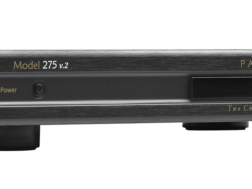 Parasound Classic 275v.2 2 Channel Amplifier