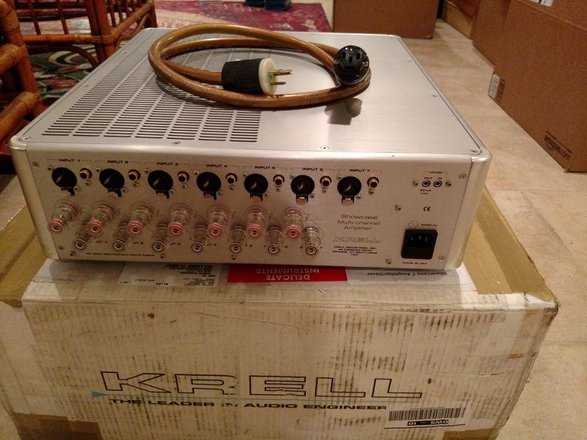 Krell Amplifier Showcase 7